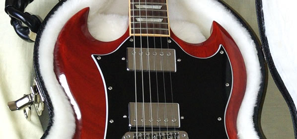 Gibson SG Standard Review