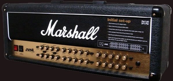 Marshall JVM410H 100W Head Review