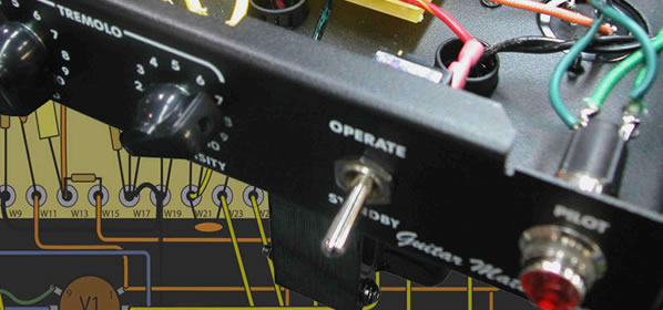 Traynor YGM-3 Guitar Mate Amplifier Modification