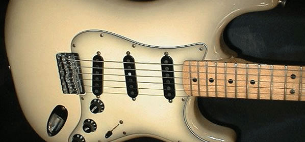 1979 Fender Antigua Stratocaster Review