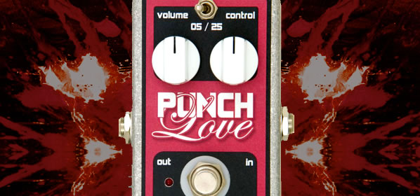Devi Ever Punch Love Boost Pedal Review
