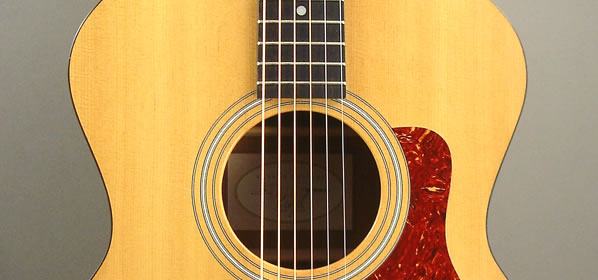 Taylor 214 Acoustic Guitar Review