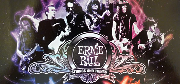 Ernie Ball Competition
