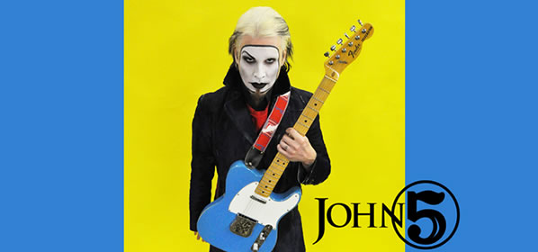Album Review: The Art of Malice by John5