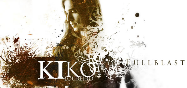 Album Review: Fullblast by Kiko Loureiro