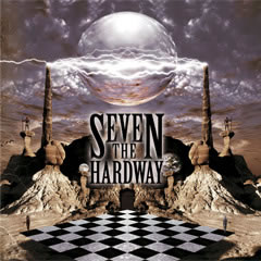 Seven the Hardway - Album cover