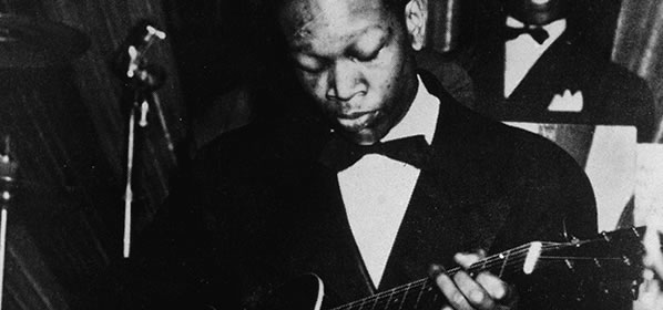 Top five most influential jazz guitarists
