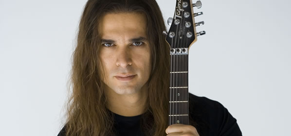 Kiko Loureiro Interview