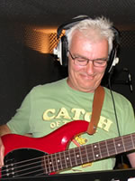 Mark Pitfield - Bassist in the live music scene for over 35 years