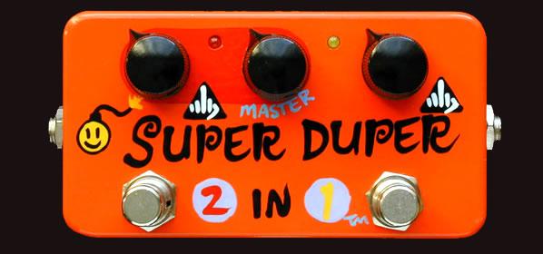 ZVEX Super-Duper 2-in-1 Boost Review