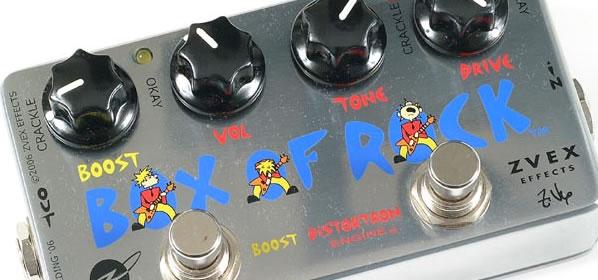 ZVEX Vexter Series Box of Rock Review