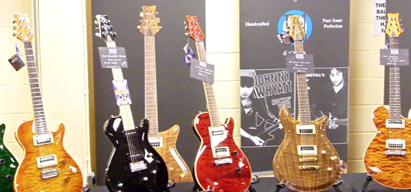 Win Tickets to the Birmingham Guitar Show 2011