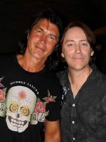 Chris Manning and George Lynch