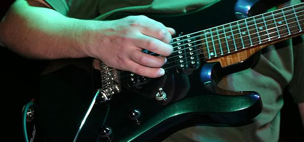 Guitar Lesson: Playing Over Changes