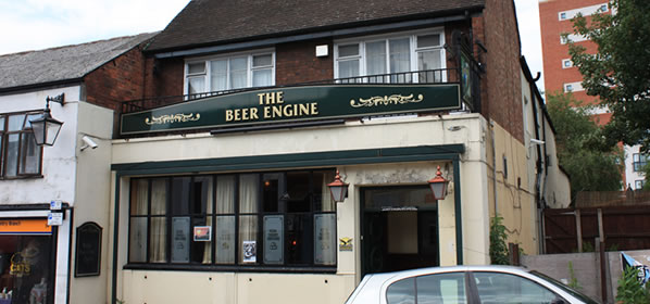 My First Gig: The Beer Engine, Coventry