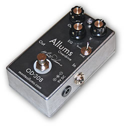 Monte Allums Effects - OD-308