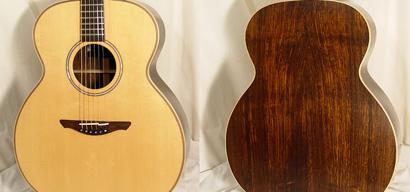 Avalon L32 Acoustic Guitar Review
