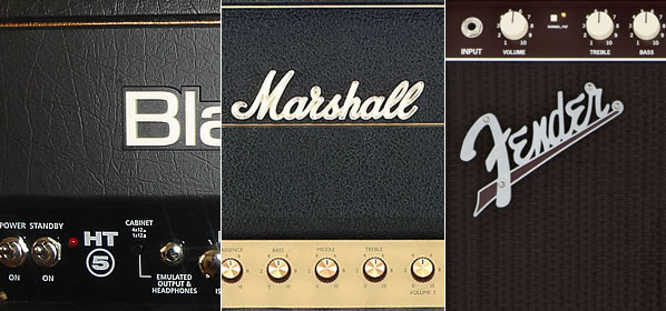 Choosing a Guitar Amplifier