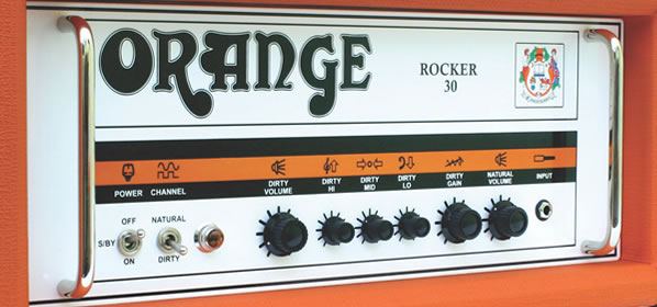 Orange Rocker 30 Amplifier Head Review