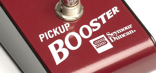 Seymour Duncan SFX-01 Pickup Booster Pedal Review