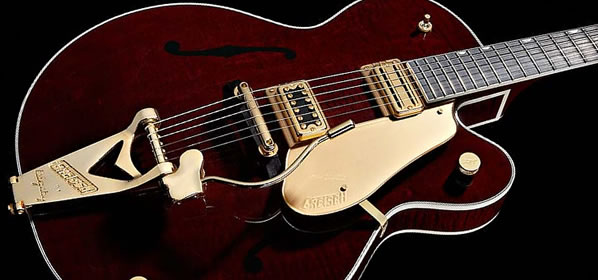 Gretsch 6122-59 Guitar Review