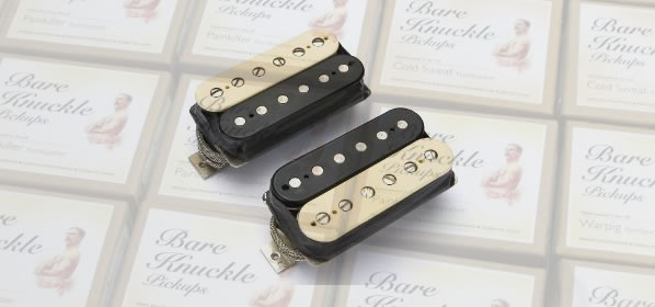 Bare Knuckle Pickups – Holydiver Humbucker Review