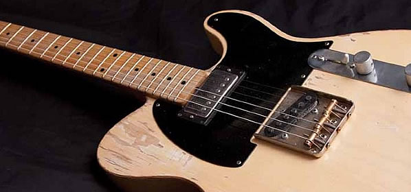 "Eternal Guitars – ""Micawber"" T-type Review"