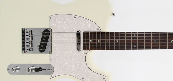 Beryl Studio T Electric Guitar Review