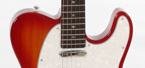 Cash back offer on all Beryl Guitars