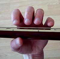Correct Thumb Position