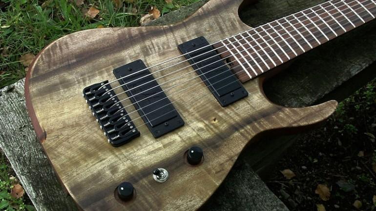 Hufschmid Guitars – H8 Myrtlewood – Guitar Review