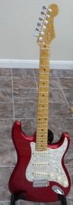 DM Guitars Strat Copy - Dan MacPherson Guitars