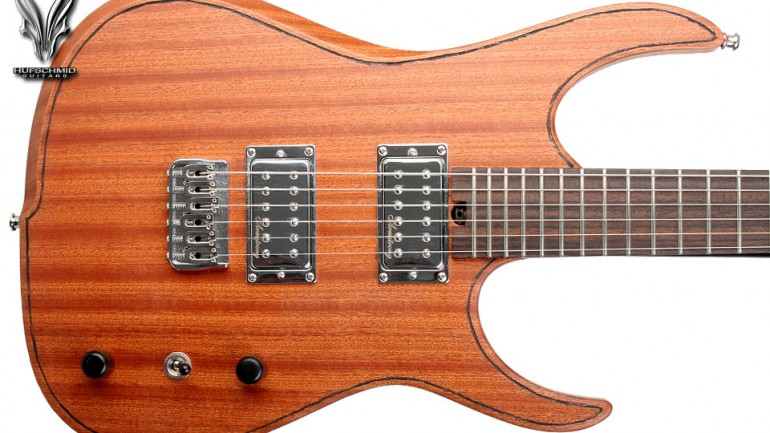 Hufschmid Guitars – H6E Dragon – Guitar Review