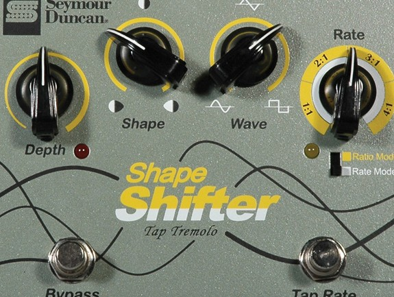 Seymour Duncan – Shape Shifter Tremolo Pedal Review