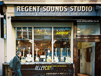 Regent Sounds Studio