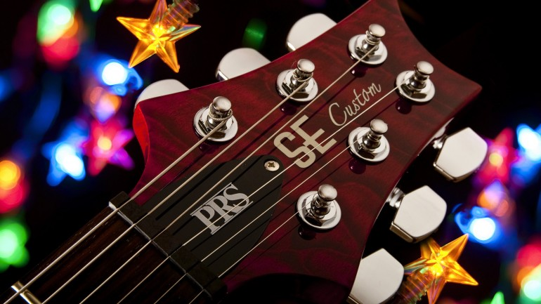 PRS Christmas Gift Pack Promotion 2011