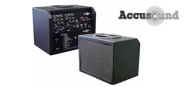 Accusound announce the AMA-1 Acoustic Amplifier