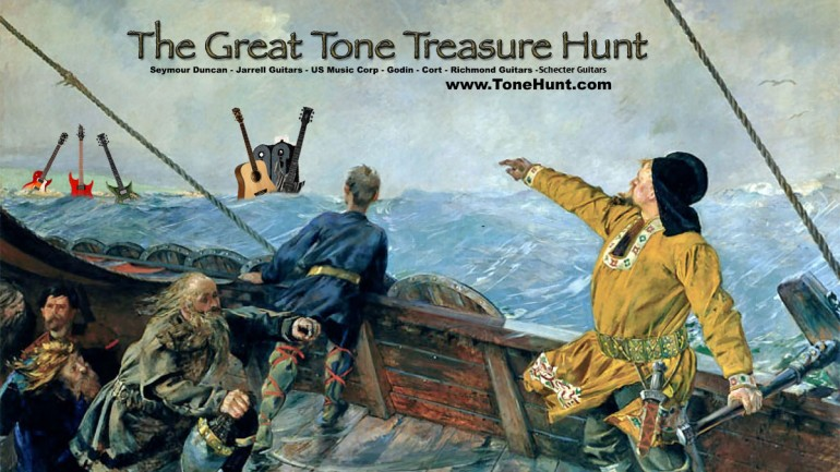 The Great Tone Treasure Hunt
