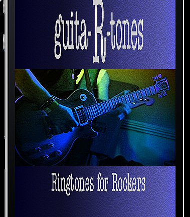 New GuitarTones App for iPhone Ringtones