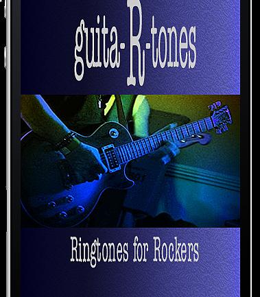 New GuitarTones App for iPhone Ringtones