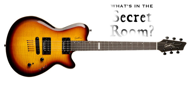 "Seymour Duncan Sponsor ""The Secret Room"""