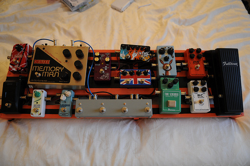 Build Your Own Pedalboard