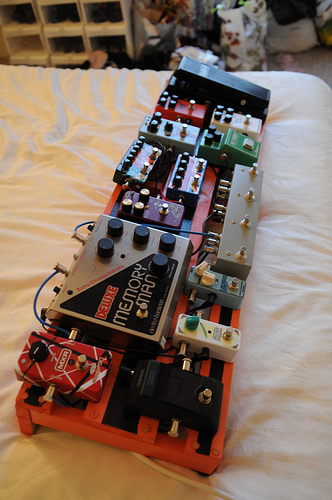Pedals for Hire