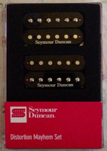 Seymour Duncan Distortion Mayhem Set