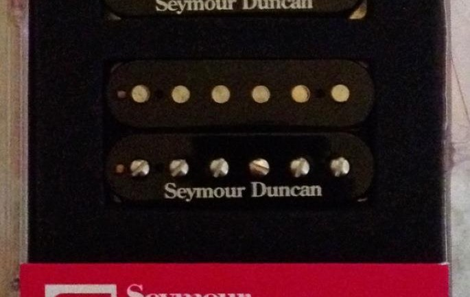 Win a Seymour Duncan Distortion Mayhem Set