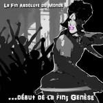 La Fin Absolute du Monde - Genesis Cover