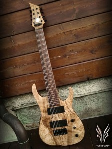 Hufschmid Custom Baritone 8 String