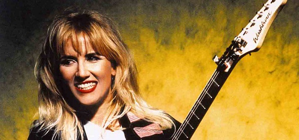 Jennifer Batten to visit the Institute of Contemporary Music Performance, London