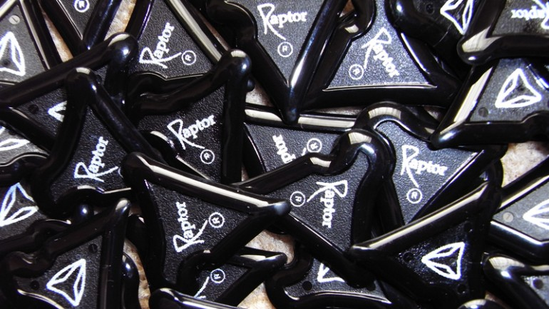 Raptor Guitar Pick Review