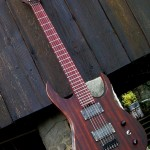 Hufschmid Guitars - Blackdroid T6